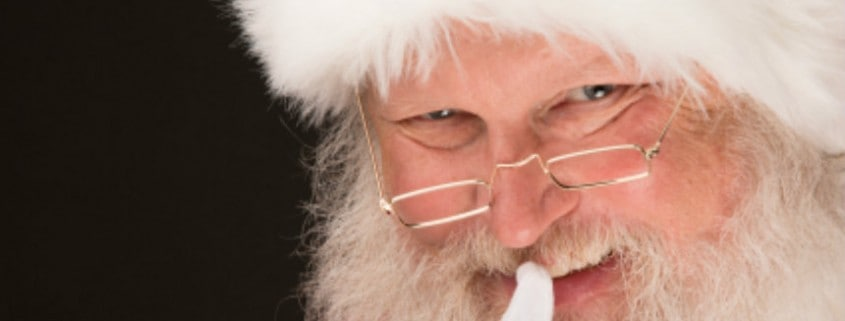 SantaPlastic is coming to town ...